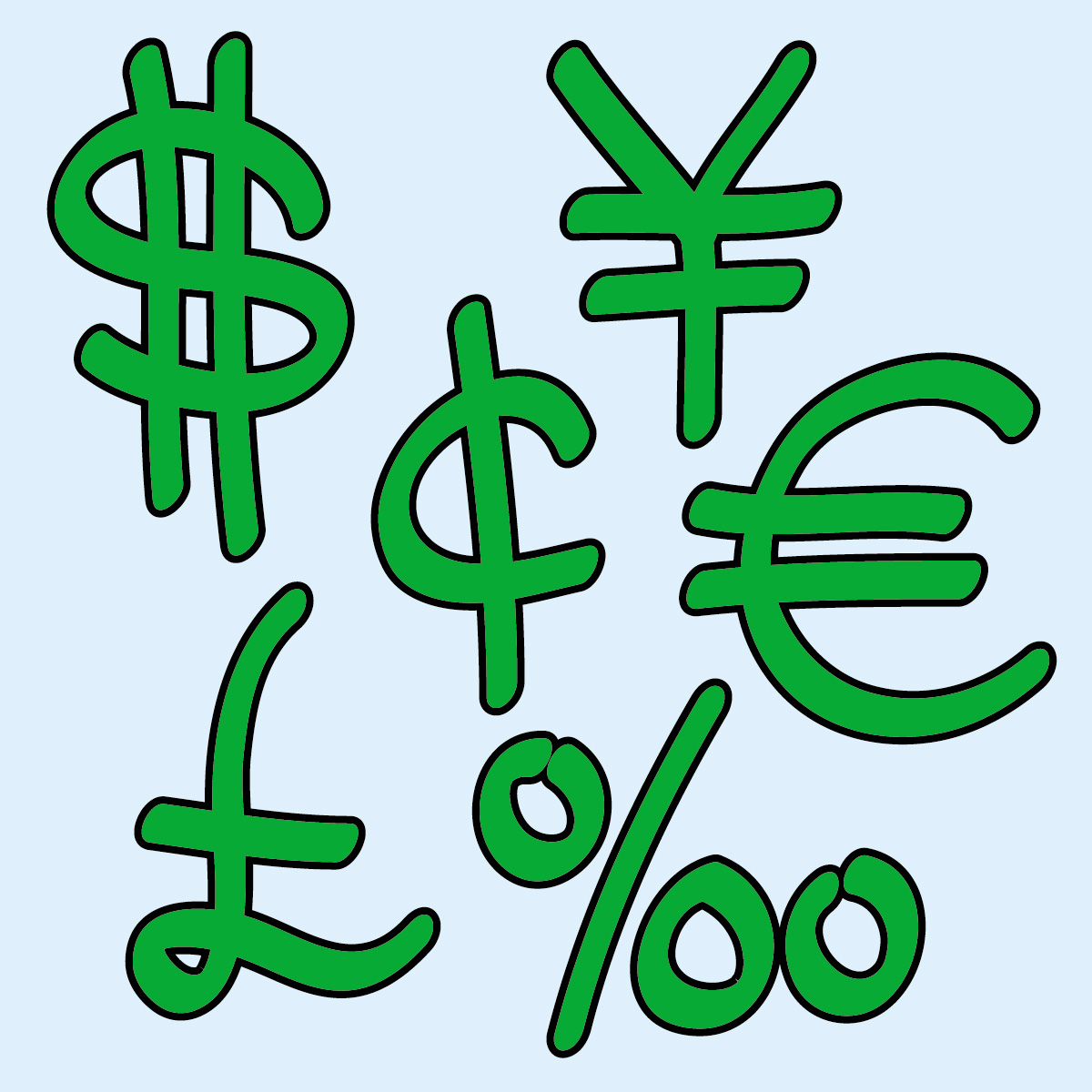 Free Money Symbols, Download Free Clip Art, Free Clip Art on.