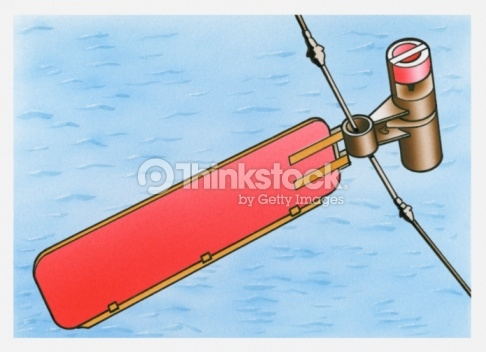 Illustration Of Water Current Meter Stock Illustration.