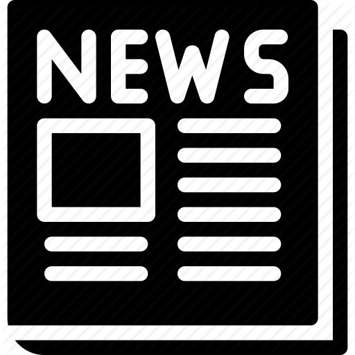 Newspaper Icon Png #20919.