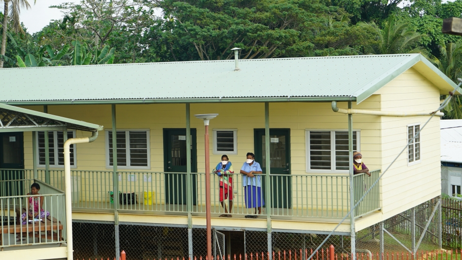 A TB epidemic rages in Papua New Guinea.
