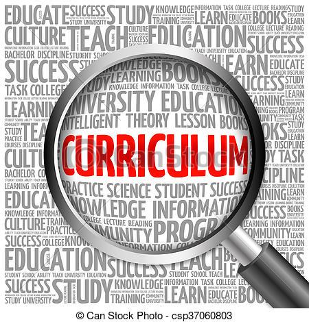 Curriculum Clip Art.