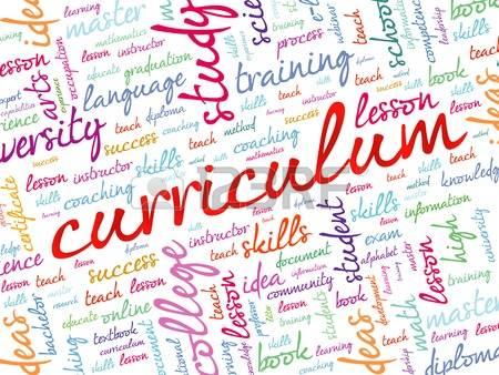 Free curriculum clipart.
