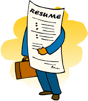Resume Clipart.