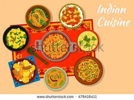 Curry Cabbage Stock Photos, Royalty.
