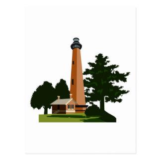 Currituck Beach Lighthouse Postcards.
