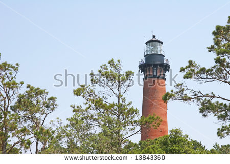 Currituck Beach Lighthouse Stock Photos, Royalty.