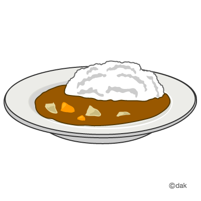 Rice And Curry Clipart Clipground