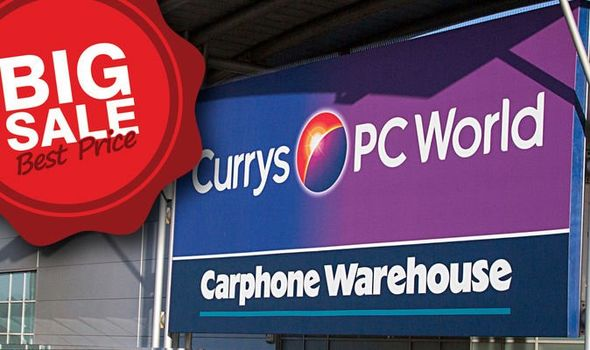 Currys unveils flash deals ahead of Black Friday 2019.
