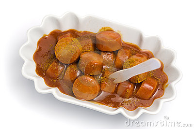 Currywurst Stock Photos, Images, & Pictures.
