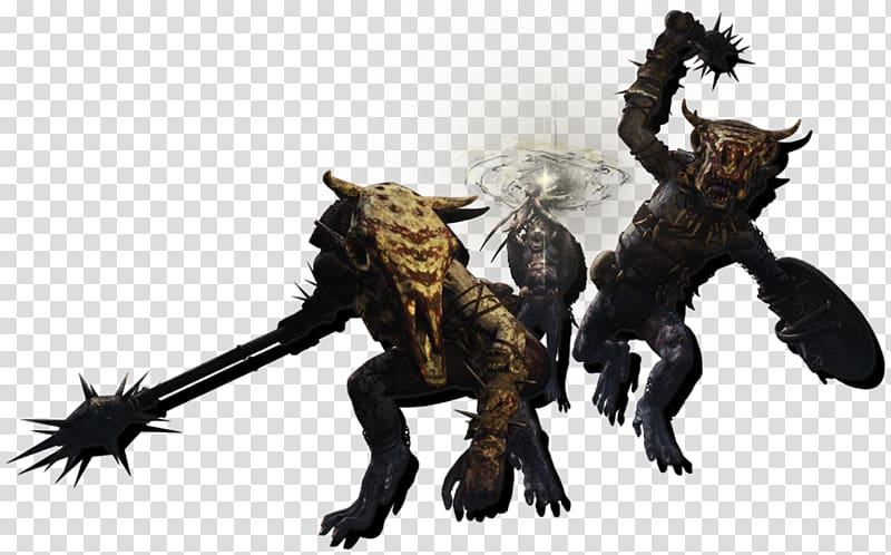 Dragon\\\'s Dogma: Dark Arisen Goblin The Assassin\\\'s Curse.