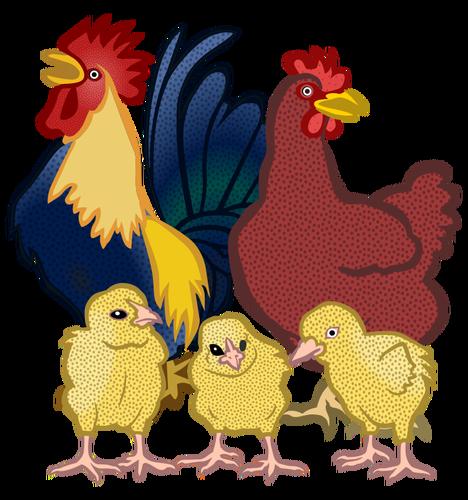 94 cursillo rooster clip art.