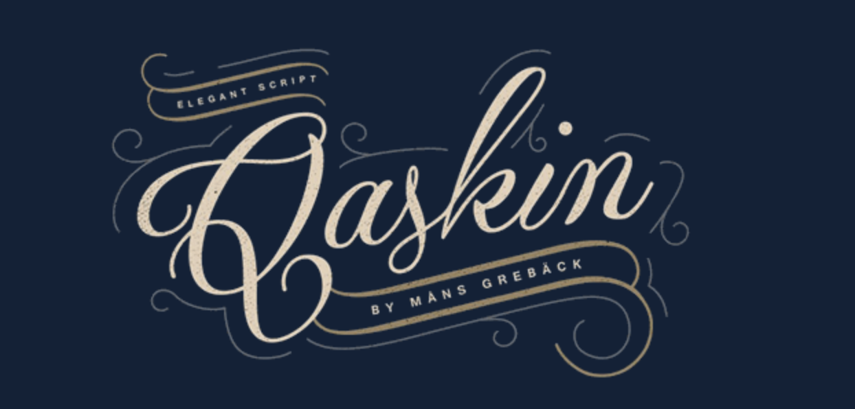 17 of the Best Calligraphy Fonts You Can Download for Free.