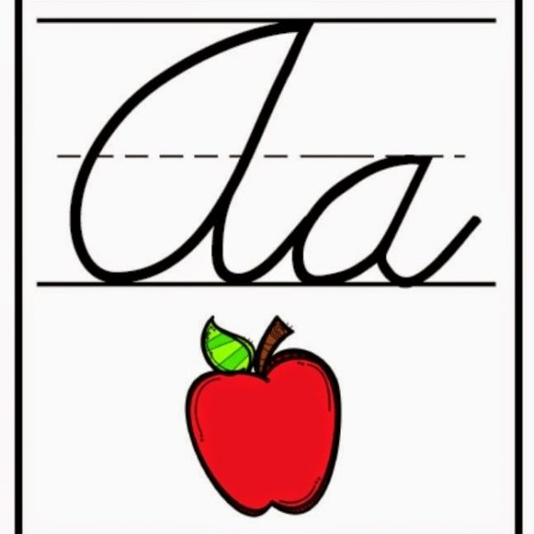 Cursive Writing Clipart & Cursive Writing Clip Art Images #3585.