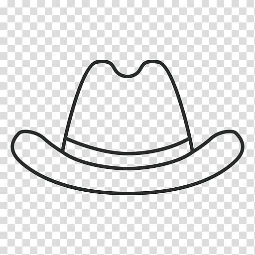 Cowboy hat, Curso transparent background PNG clipart.