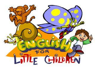 Cursos de inglés para niños . Son actividades gratis online.