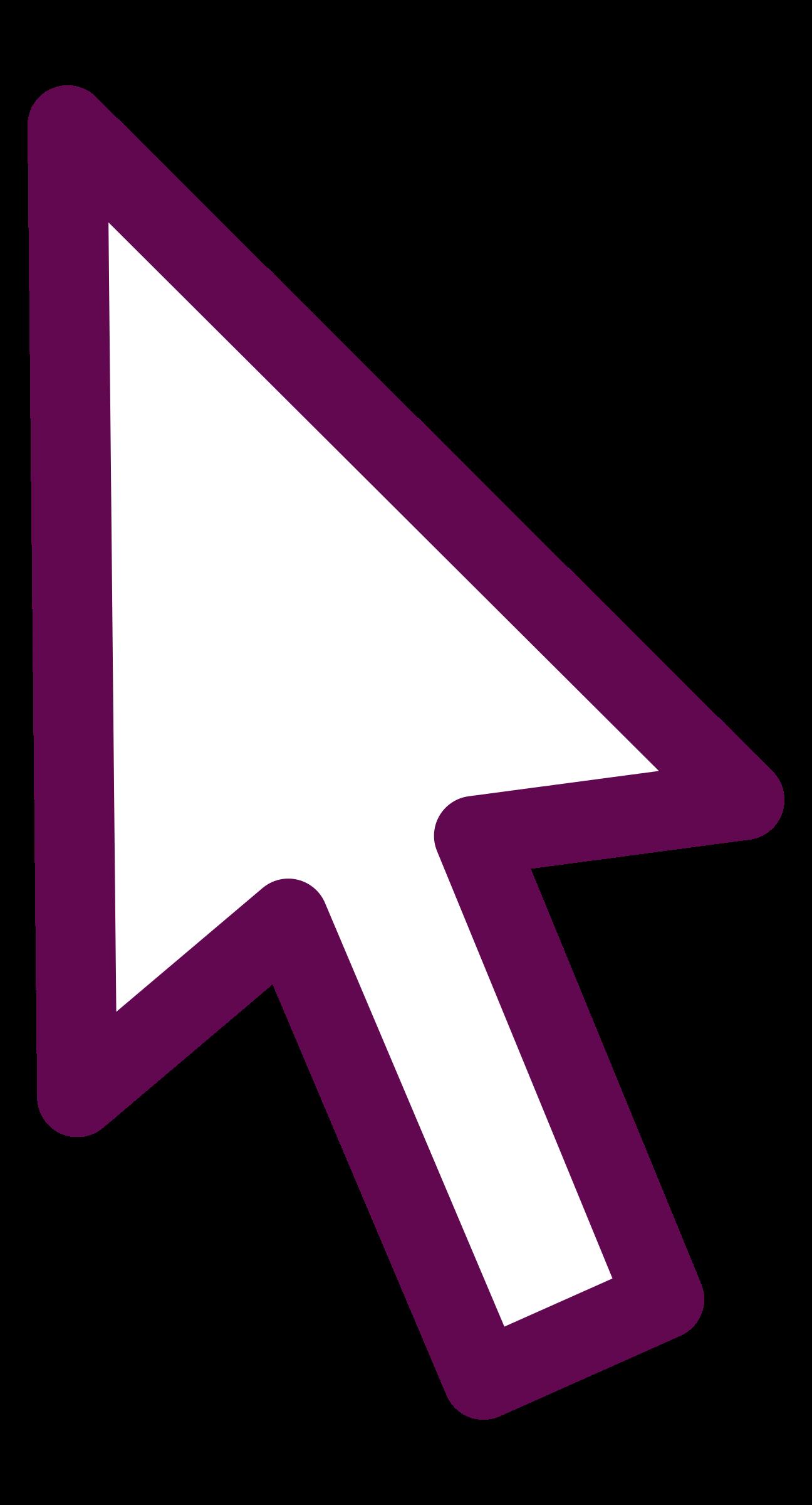 DBB // Mouse Cursor Arrow Pointer Icons PNG.