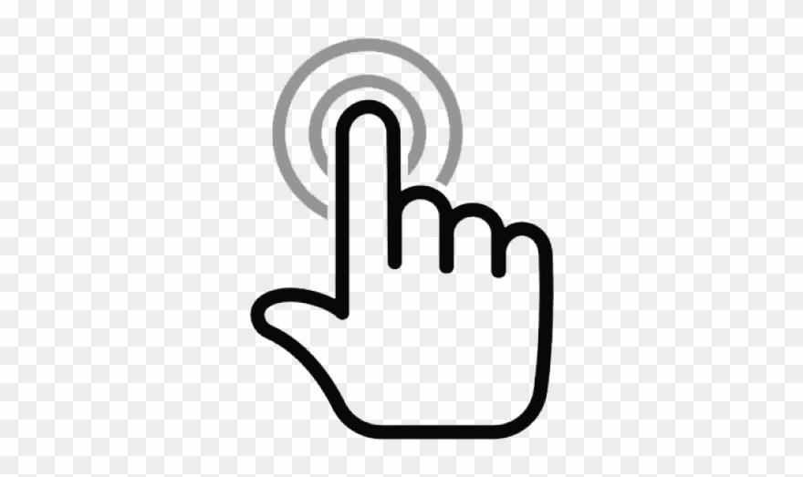 Mouse Cursor Click Clipart Hand Cursor.