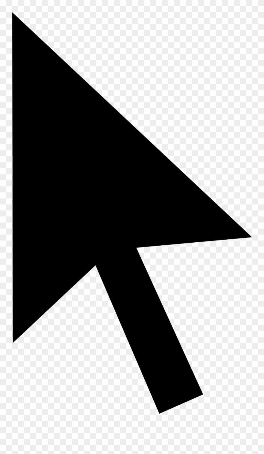 Arrow Cursor Png.