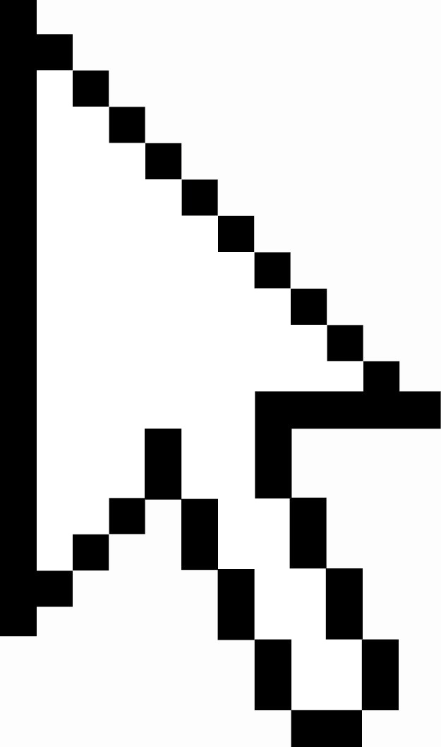 Cursor PNG Transparent Image.
