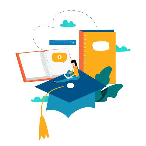 Education, online training courses.