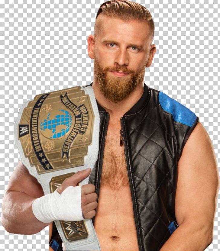 Curt Hawkins WWE Intercontinental Championship WWE.