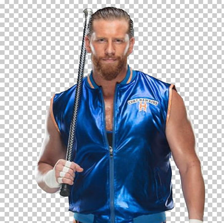 Curt Hawkins WWE Superstars Video User PNG, Clipart, Arm.