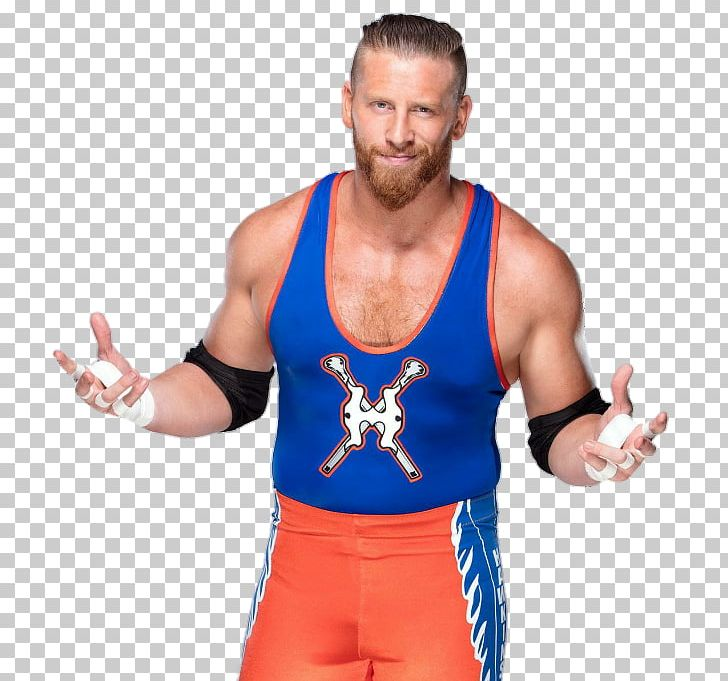 Brian Myers WWE 2K18 Curt Hawkins And Zack Ryder Professional.
