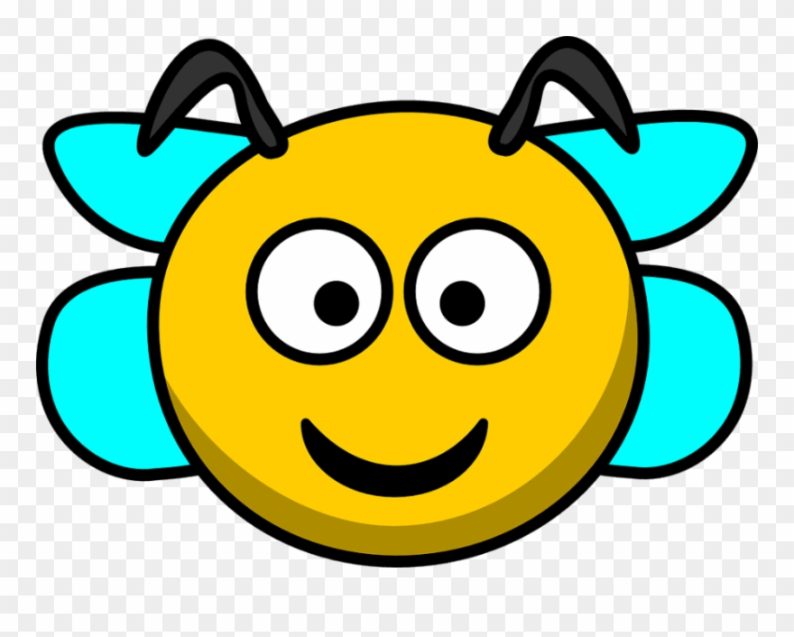Head Clipart Bee.