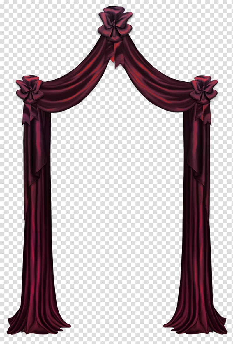 Window blind Curtain , Red Curtains Decor , red stage curtain.