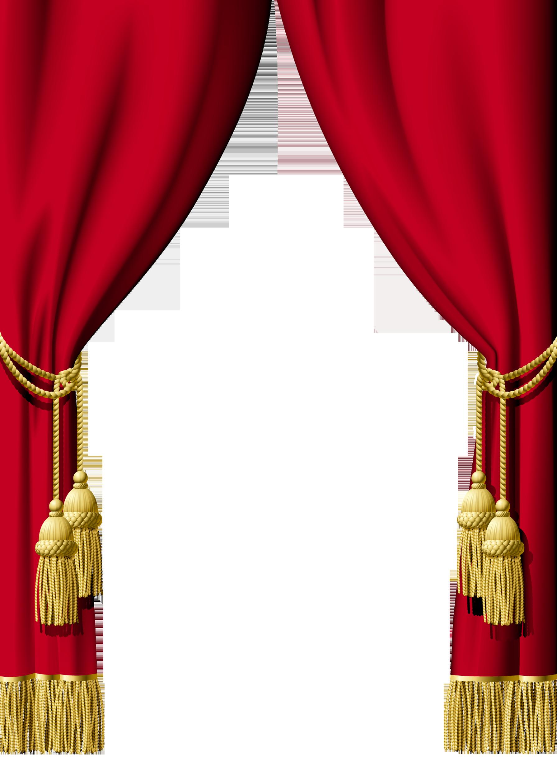 Curtain PNG Transparent Images.