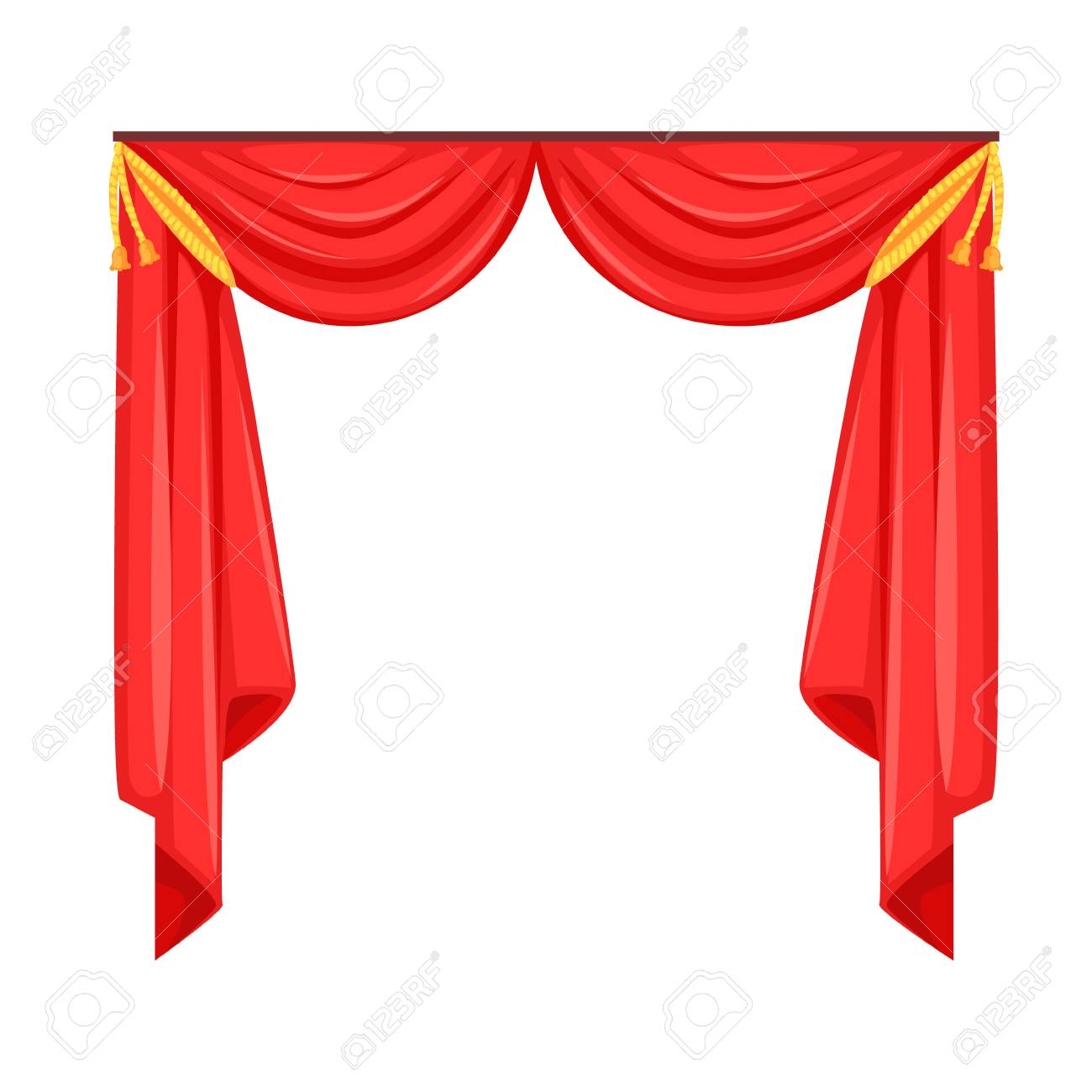 Stage Curtain Vector at GetDrawings.com.