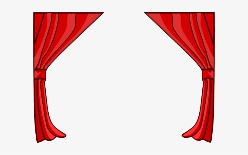 Curtain Clipart Transparent.