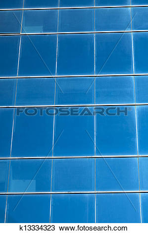 Stock Photo of Curtain Wall k13334323.