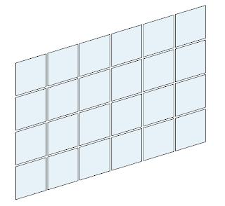 Revit : Custom Curtain Wall Panels.