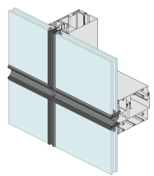Curtain Wall Systems.