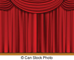 Red curtains Clip Art and Stock Illustrations. 7,019 Red curtains.