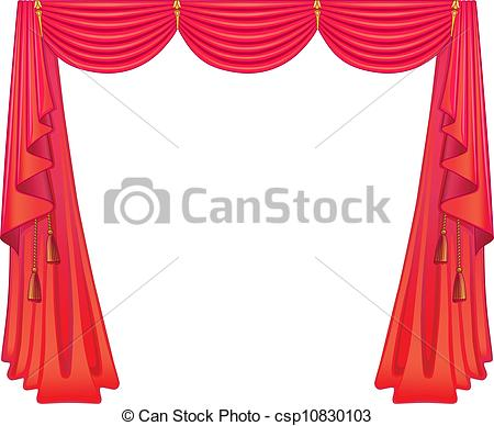 Window curtains Vector Clipart Illustrations. 1,937 Window.