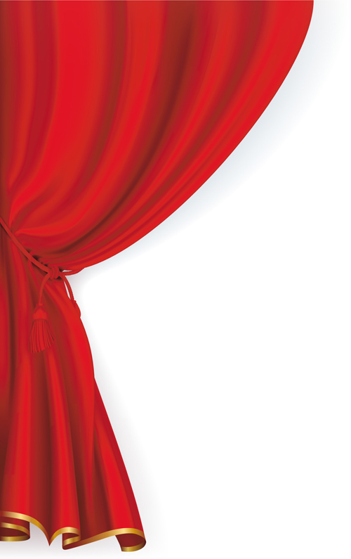 Clipart Theatre Curtains.