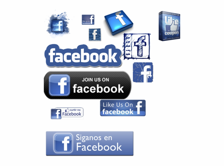 Facebook Icons Pack.