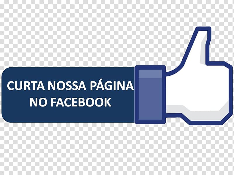 Facebook like button Blog Thumb signal, curtir transparent.