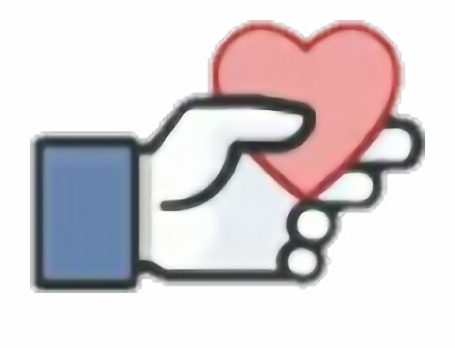 Facebook Like With Flowers Free PNG Images & Clipart Download.