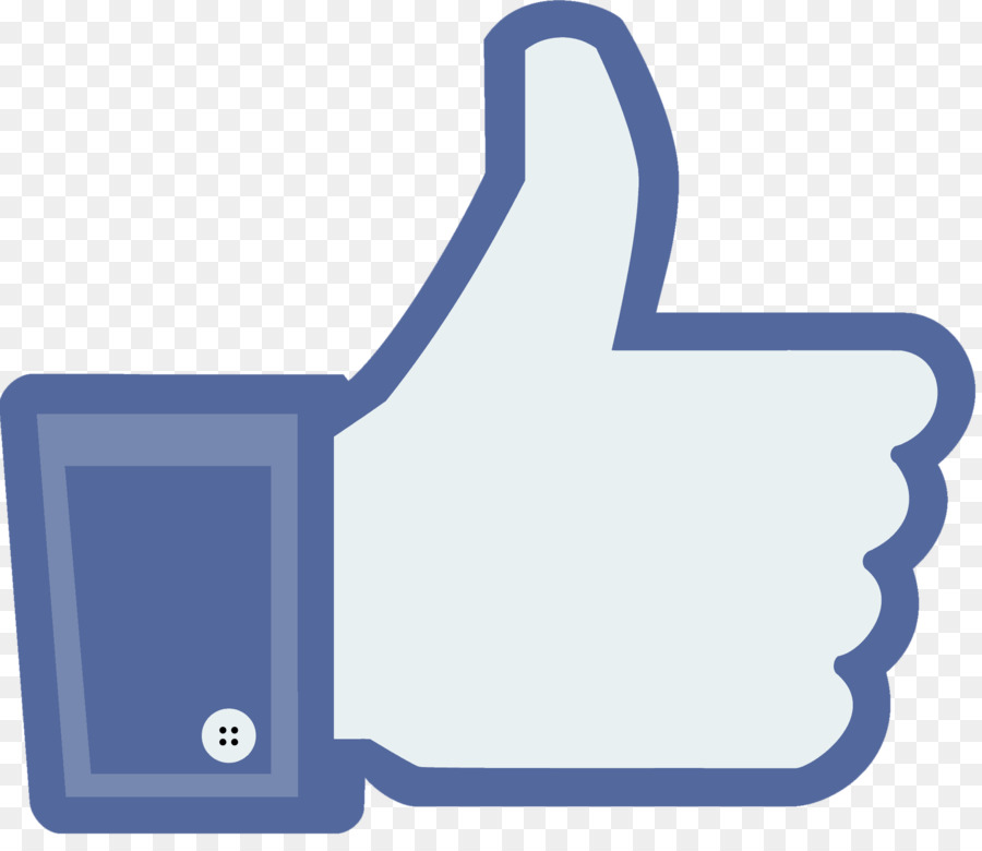 Facebook Like Icon png download.