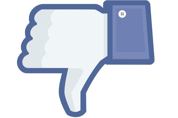Simbolo Curtir Facebook Png Vector, Clipart, PSD.