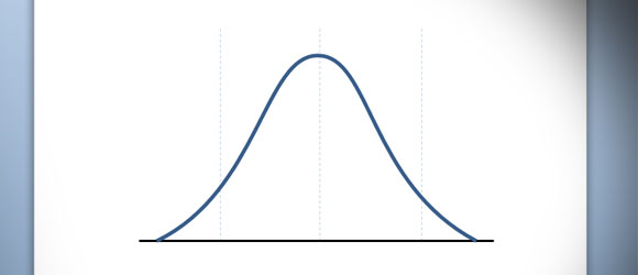 Normal Curve Clipart.