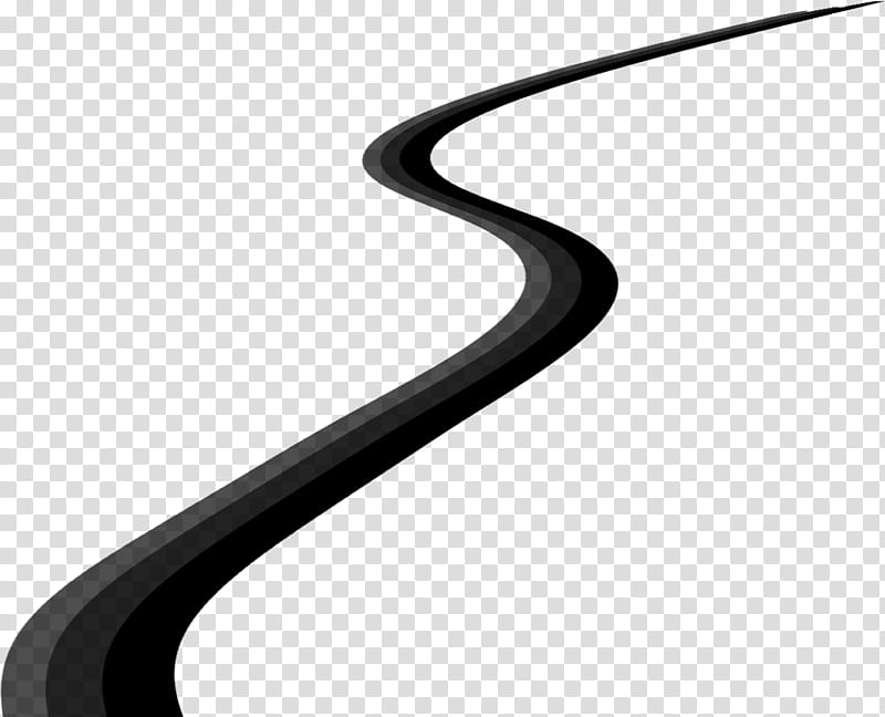 Curves, black curve line transparent background PNG clipart.