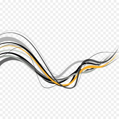 Curve line vector png AbeonCliparts.
