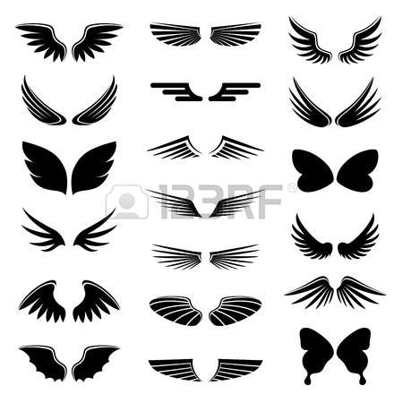 12,974 Eagle Wings Stock Vector Illustration And Royalty Free.