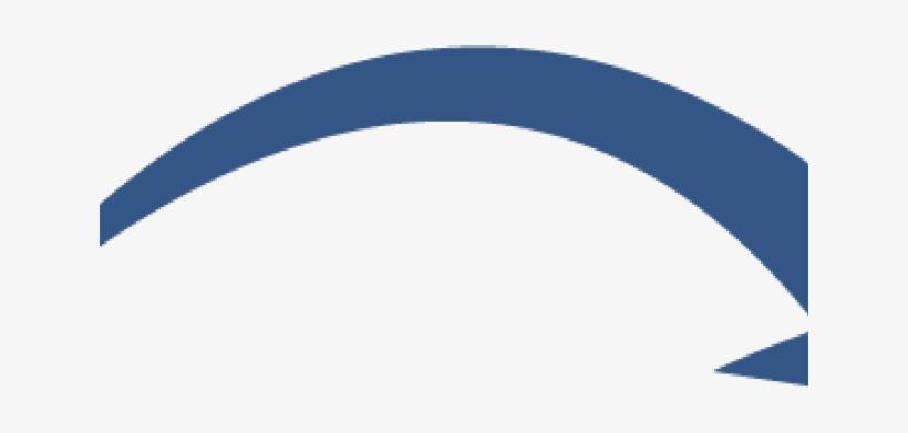 Funky Clipart Curved Arrow.
