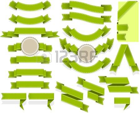 8,052 Curved Banner Stock Vector Illustration And Royalty Free.