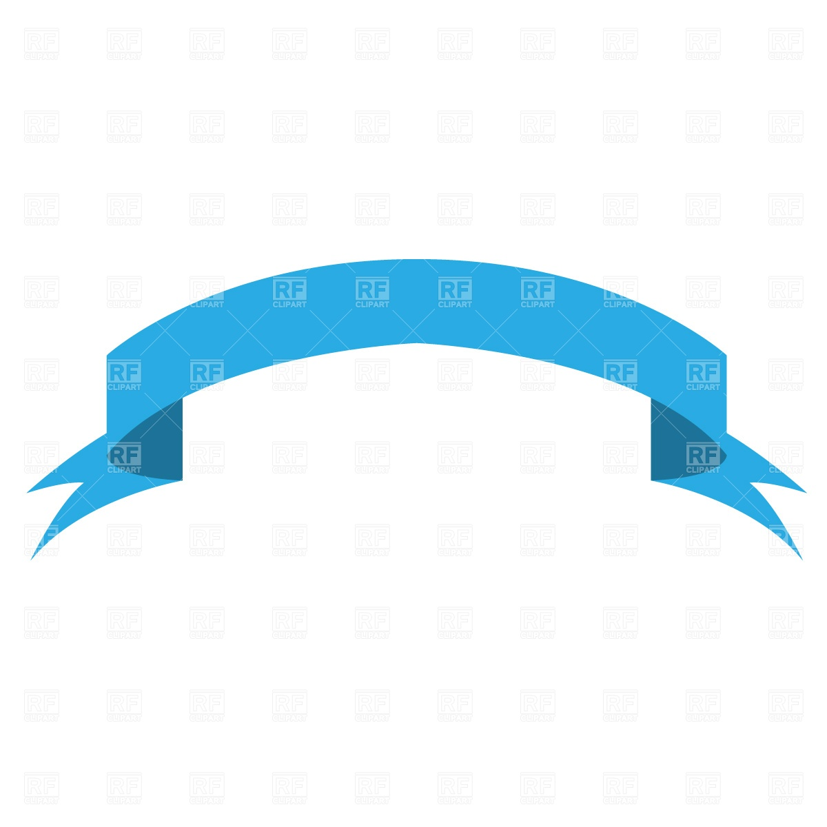 Ribbon Banner For Powerpoint - 0425